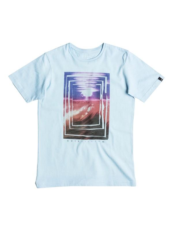 0 Classic Bomb Sets - Tee-Shirt  EQBZT03469 Quiksilver