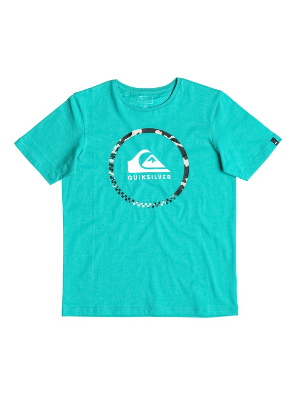 0 Classic Momentum - Tee-Shirt  EQBZT03472 Quiksilver