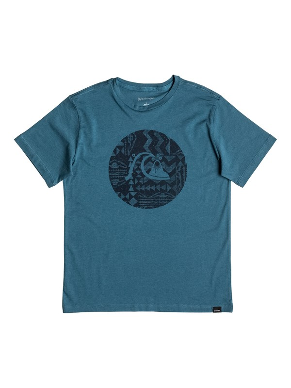 0 Circle Bubble - Tee-Shirt  EQBZT03521 Quiksilver