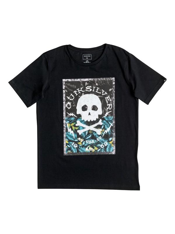 0 Classic Danger Beach - Tee-Shirt  EQBZT03532 Quiksilver
