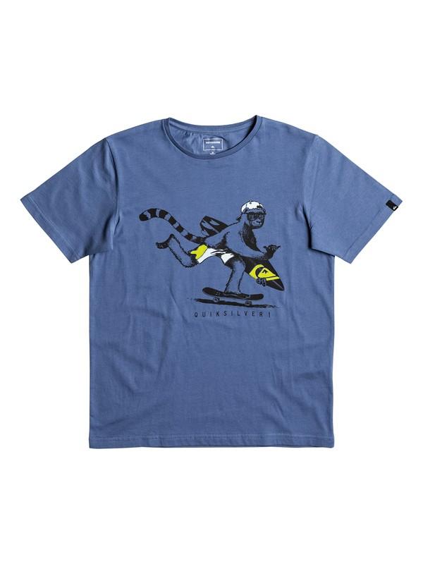 0 Classic Its Offshore - T Shirt pour Garçon 8-16 ans  EQBZT03564 Quiksilver