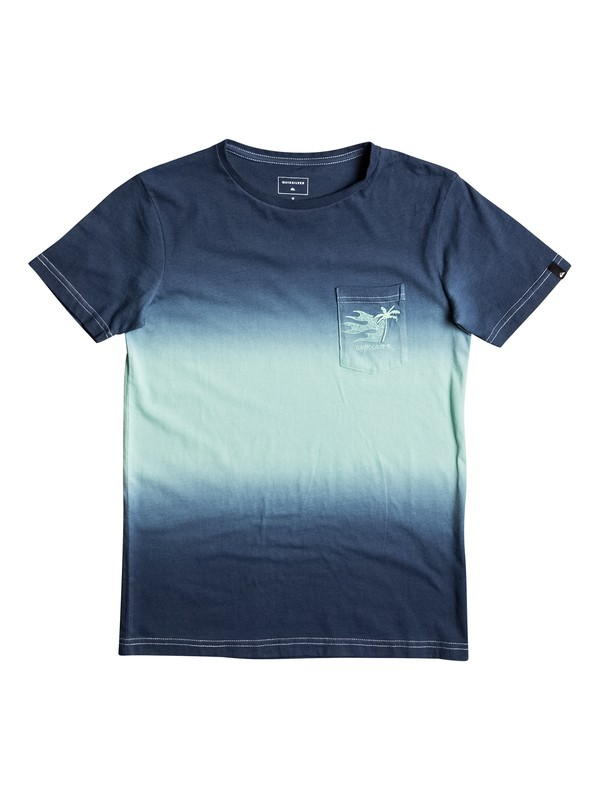 0 Deep Dye - T Shirt  EQBZT03583 Quiksilver