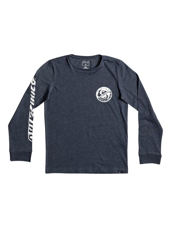 0 Bad Vision - T Shirt à manches longues  EQBZT03589 Quiksilver