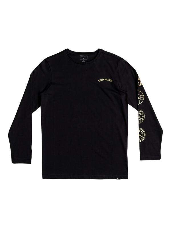 0 Classic Next Steps - T shirt manches longues pour Garçon 8-16 ans  EQBZT03686 Quiksilver