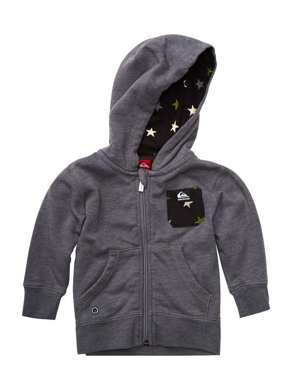 0 Baby Solana Star Hooded Sweater  EQIFT00006 Quiksilver
