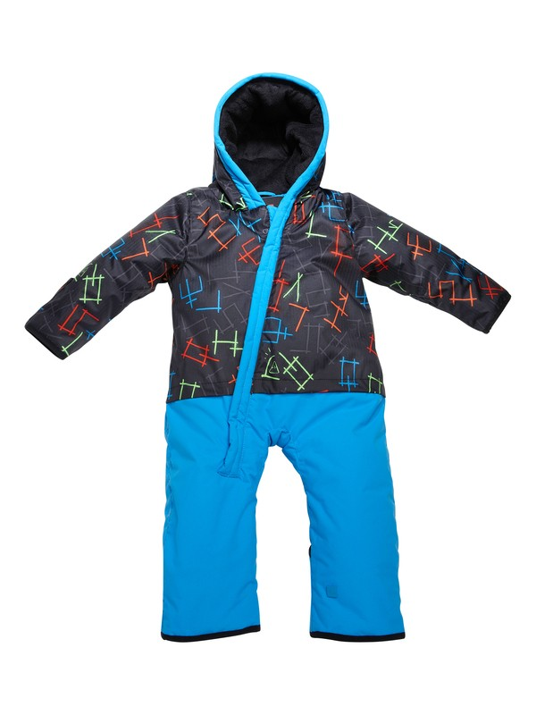 0 Little Rookie Baby Suit  EQIJK00004 Quiksilver
