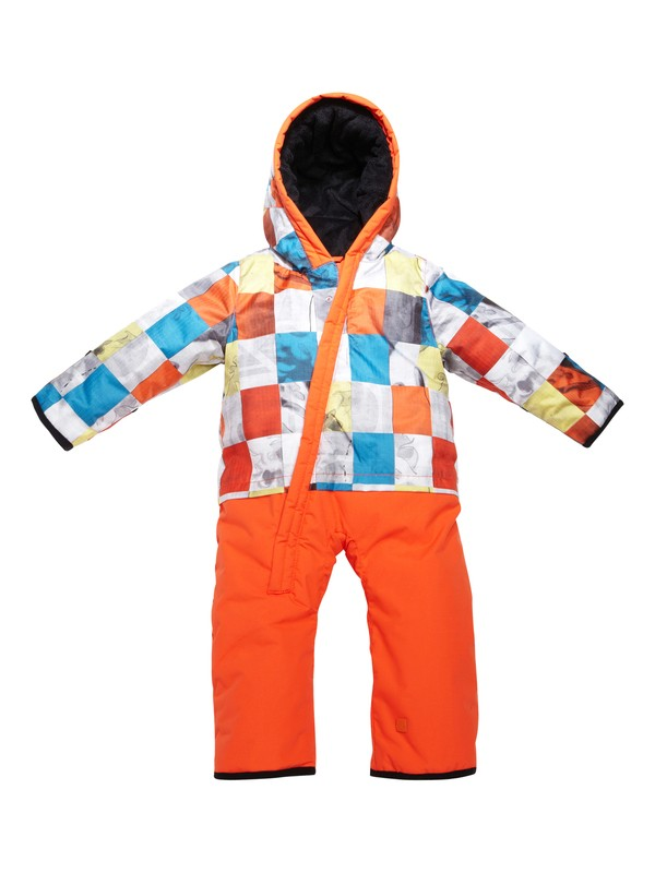 0 Little Rookie Baby Suit  EQIJK00005 Quiksilver