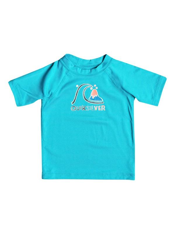 0 Bubble - Camiseta de surf de mangas cortas  EQIWR03000 Quiksilver