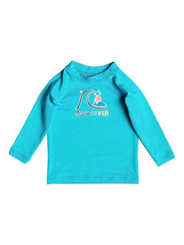 0 Baby Bubble Long Sleeve Rashguard  EQIWR03001 Quiksilver