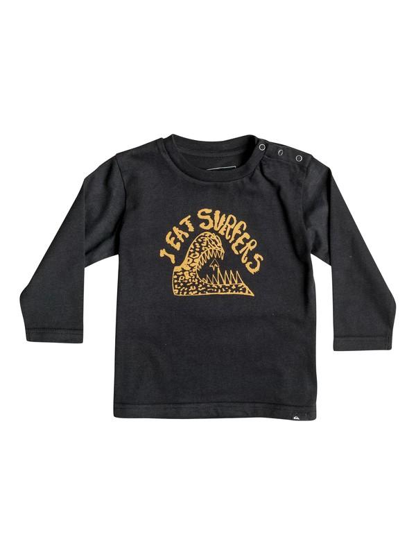 0 Carbon Eating - Tee-Shirt à manches longues  EQIZT03018 Quiksilver