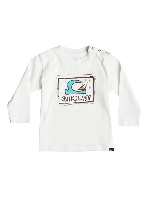 0 Carbon Bubble Dream - Tee-Shirt à manches longues  EQIZT03021 Quiksilver