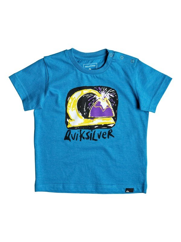 0 Classic Magic Volcano - Tee-Shirt  EQIZT03023 Quiksilver