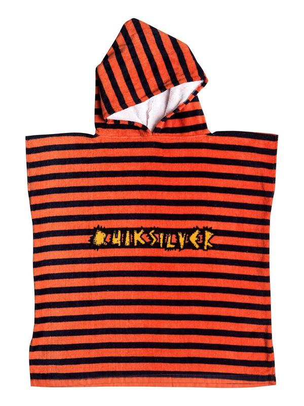 0 Kids - Serviette poncho de surf  EQKAA03003 Quiksilver