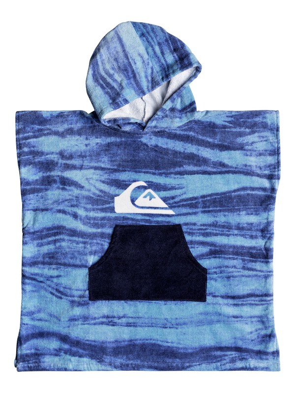 0 Quiksilver - Surf Poncho Blue EQKAA03014 Quiksilver