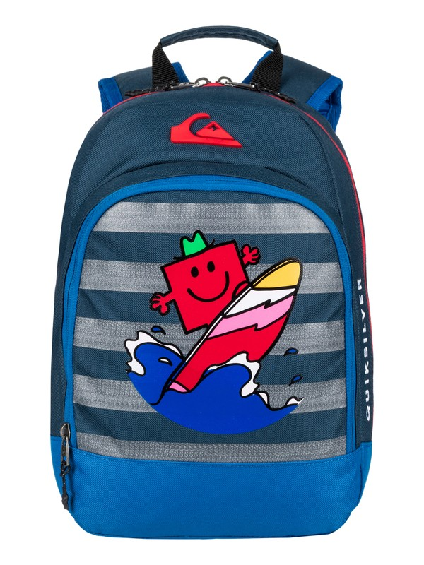 0 Mr Strong Chompine 12L - Small Backpack  EQKBP03003 Quiksilver