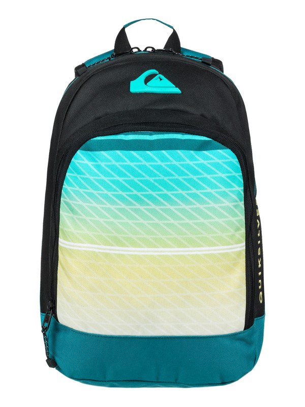 0 Boys 2-7 Chompine 12 L - Small Backpack Blue EQKBP03006 Quiksilver