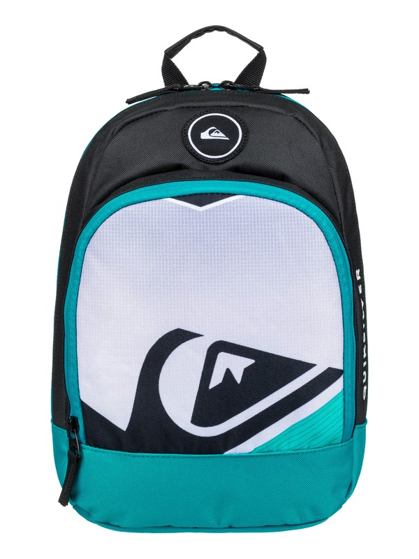 0 Boy's 2-7 Chompine 12L Small Backpack Blue EQKBP03009 Quiksilver