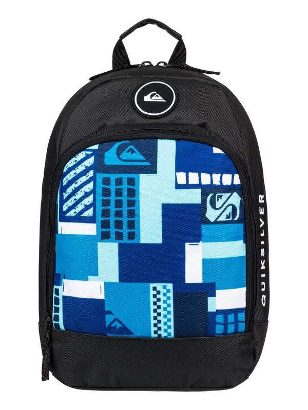 0 Boy's 2-7 Chompine 12L Small Backpack Blue EQKBP03009 Quiksilver