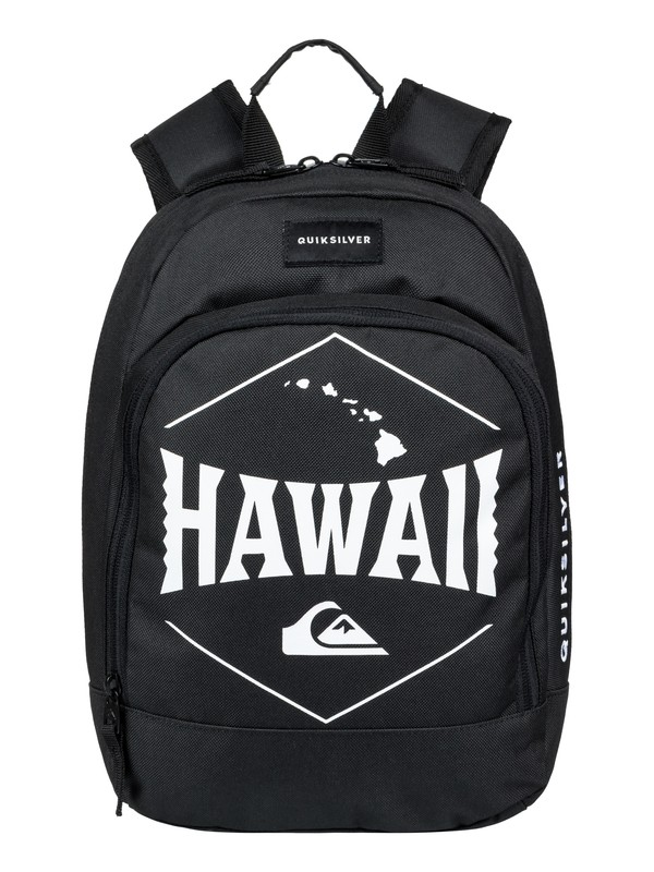 0 Chompine 12L - Small Backpack Black EQKBP03009 Quiksilver