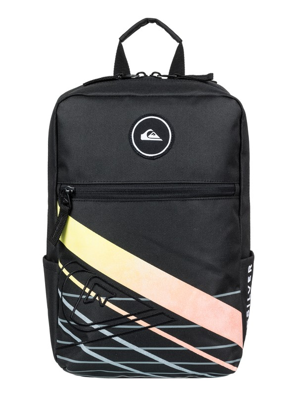 0 Boy's 2-7 Totim 12L Small Backpack Black EQKBP03011 Quiksilver
