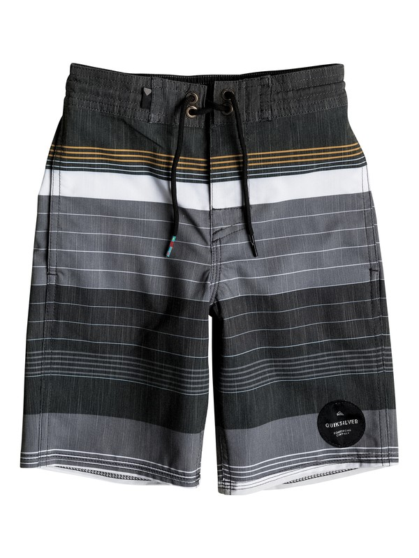"0 Boy's 2-7 Swell Vision 14.5"" Beachshorts  EQKBS03092 Quiksilver"