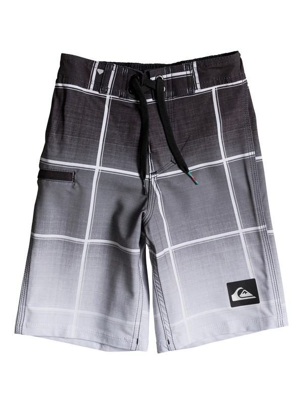 """0 Boy's 2-7 Everyday Electric 14"""" Boardshorts  EQKBS03106 Quiksilver"""
