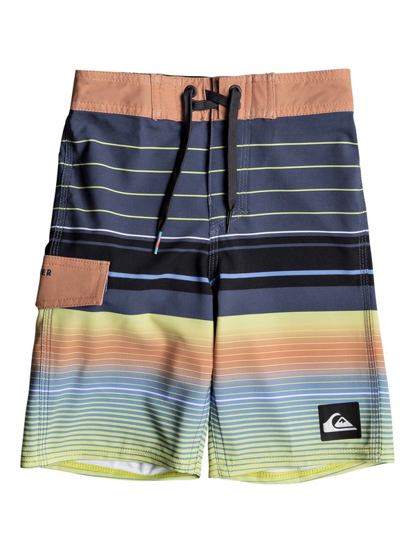 0 HIGHLINE SWELL VISION BOY 14  EQKBS03150 Quiksilver