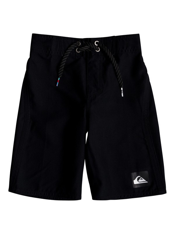 "0 Boys 2 - 7 Highline Kaimana 14"" Boardshorts Black EQKBS03151 Quiksilver"