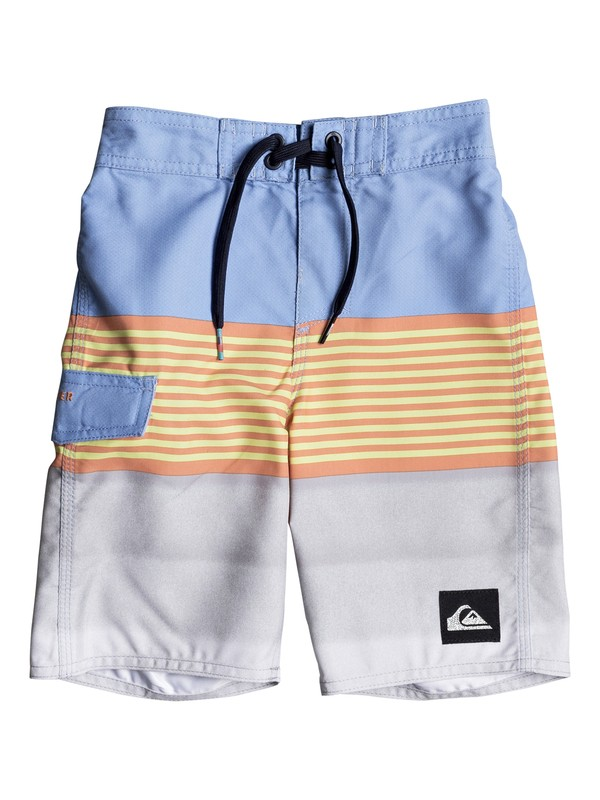 "0 Boys 2 - 7 Division 14"" Boardshorts  EQKBS03155 Quiksilver"