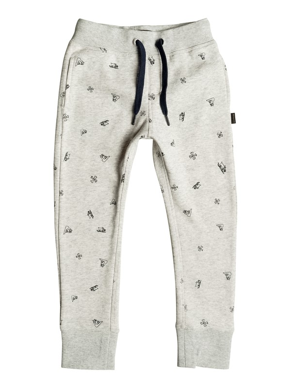 0 Ghetto Tribe - Pantalon en Molleton  EQKFB03029 Quiksilver