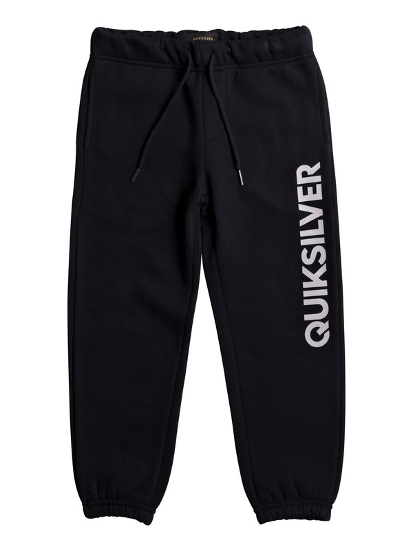 0 Boy's 2-7 Trackpant Screen Sweatpants  EQKFB03058 Quiksilver