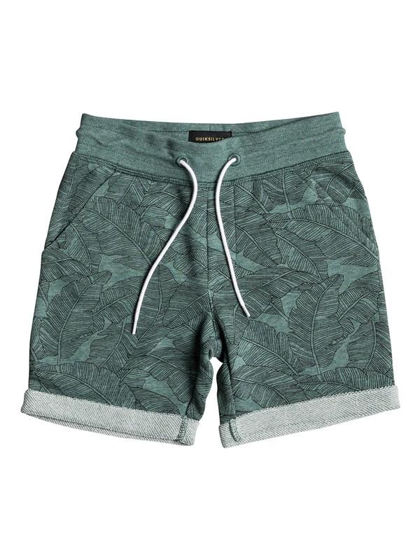0 Masento - Shorts de sport pour Garçon 2-7 ans Bleu EQKFB03060 Quiksilver