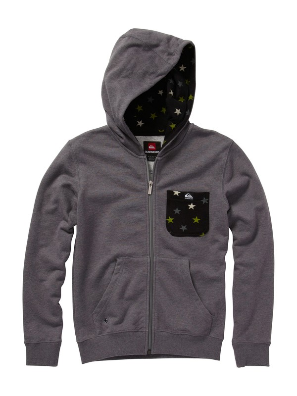 0 Boys 2-7 Solana Star Hooded Sweatshirt  EQKFT00007 Quiksilver