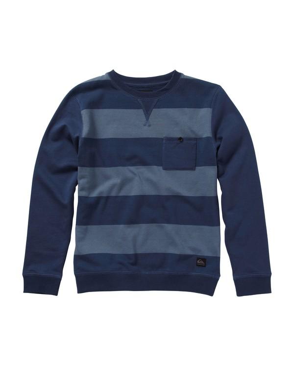 0 Boys 2-7 Custer Sweatshirt  EQKFT00008 Quiksilver