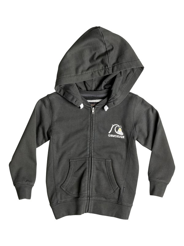 0 Boy's 2-7 Bubble Zip-Up Hoodie  EQKFT03156 Quiksilver