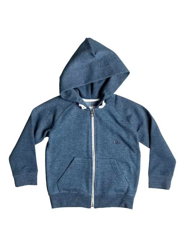 0 Boy's 2-7 Everyday Zip-Up Hoodie  EQKFT03162 Quiksilver