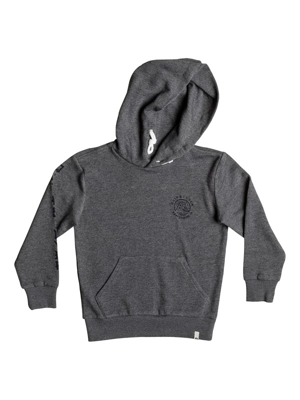 0 Boy's 2-7 Jungle Forest Hoodie  EQKFT03172 Quiksilver