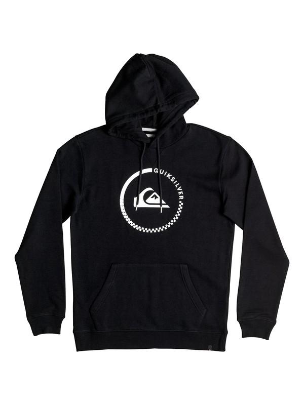 0 Big Logo - Hoodie  EQKFT03196 Quiksilver