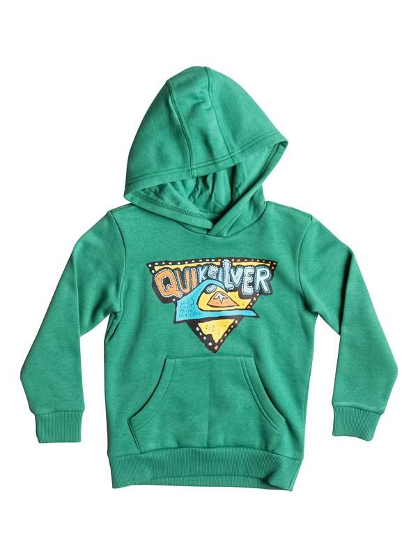 0 Худи Tinam Зеленый EQKFT03213 Quiksilver
