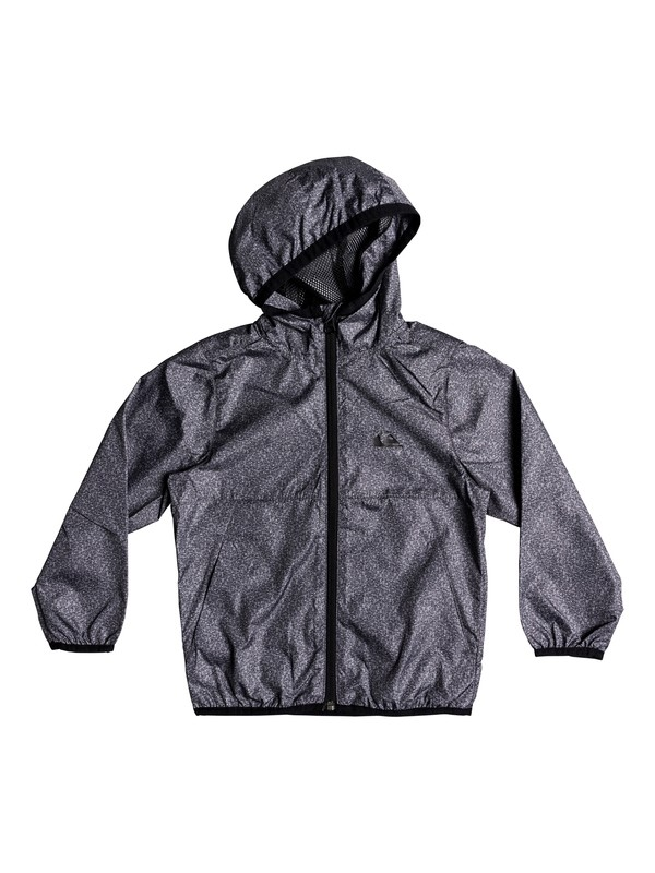 0 Boys 2 - 7 Contrasted Windbreaker  EQKJK03081 Quiksilver