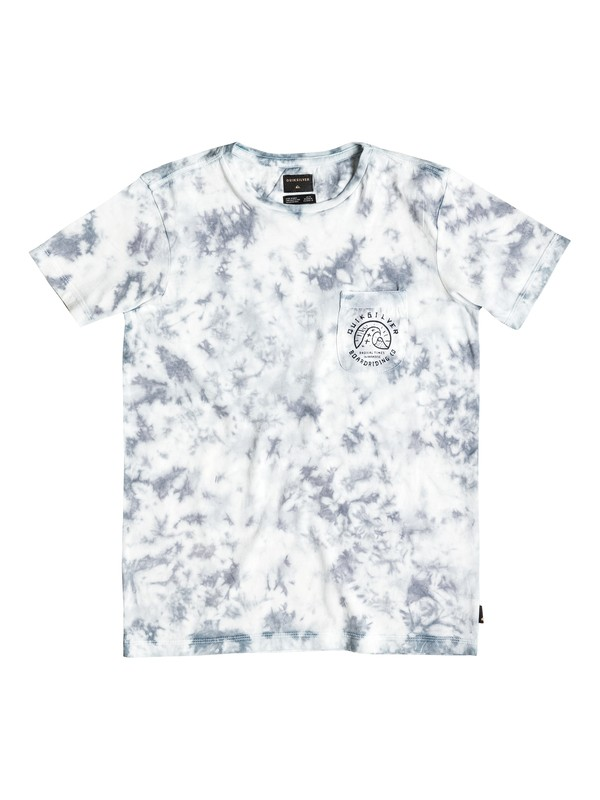 0 Boy's 2-7 Washed Up Tee  EQKKT03064 Quiksilver