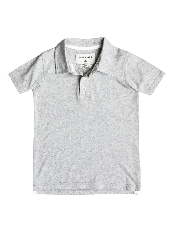 0 Boy's 2-7 Everyday Sun Cruise Polo Shirt  EQKKT03070 Quiksilver