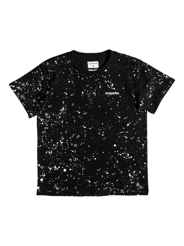 0 Free Range - T-Shirt Black EQKKT03083 Quiksilver