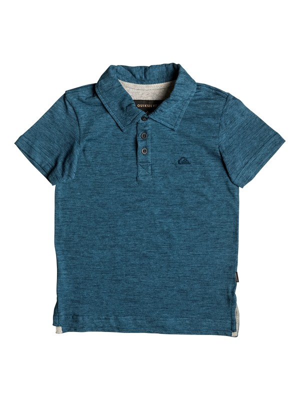 0 Niños 2-7 Camisa Polo Drys Dale  EQKKT03098 Quiksilver