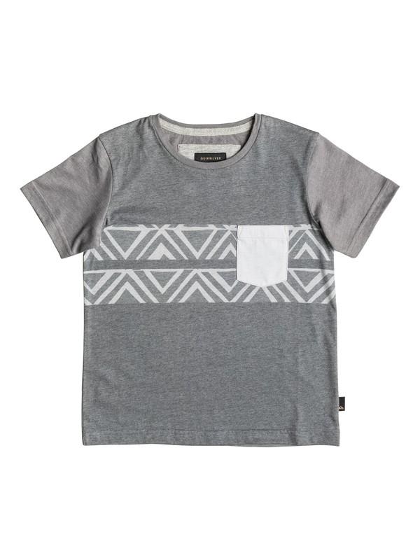 0 Den Man - T-Shirt  EQKKT03100 Quiksilver