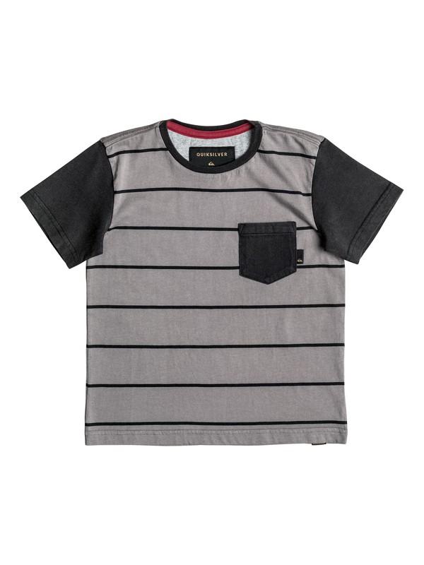 0 Niños  2-7  Camiseta Marlo  EQKKT03101 Quiksilver