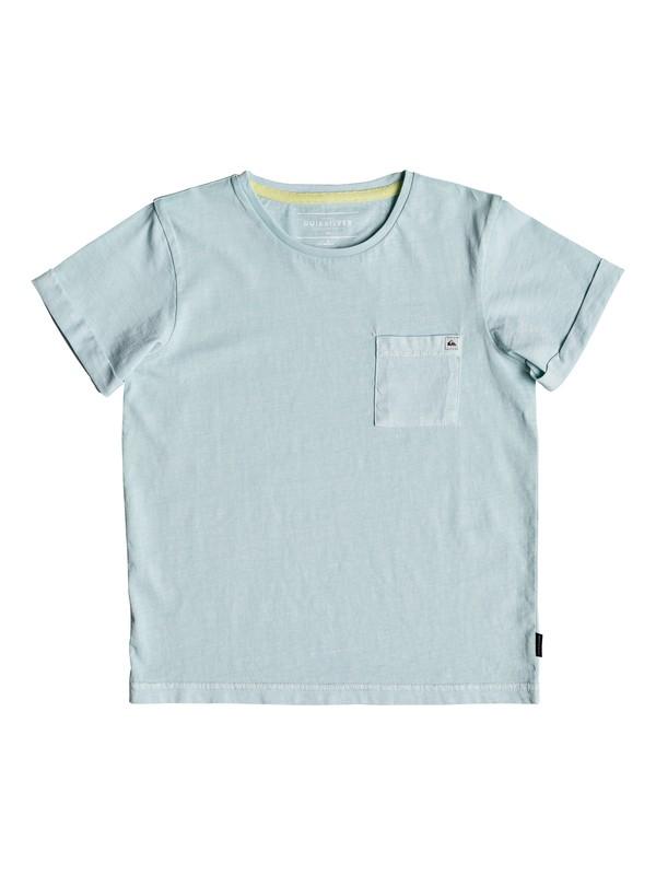 0 Boys 2-7 Papaikou - Pocket T-Shirt  EQKKT03132 Quiksilver
