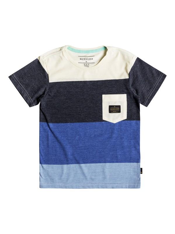 0 Aspenshore - Pocket T-Shirt  EQKKT03133 Quiksilver