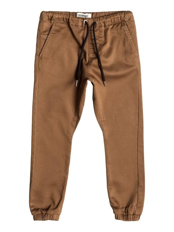0 Fonic - Pantalon de jogging  EQKNP03023 Quiksilver