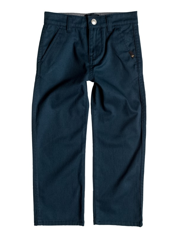 0 Boy's 2-7 Everyday Union Chinos  EQKNP03033 Quiksilver